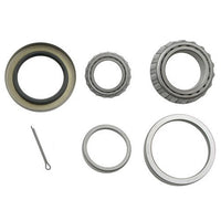 Bearing Kit for 5,200 - 7,000 lb Axle with LM67048/25580 Bearings, 10-36 Double Lip Seal
