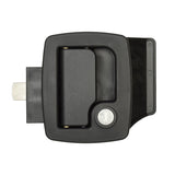 Camper Door Handle, Standard - Black