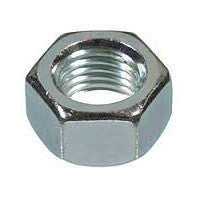 Backing Plate Nut, 7/16