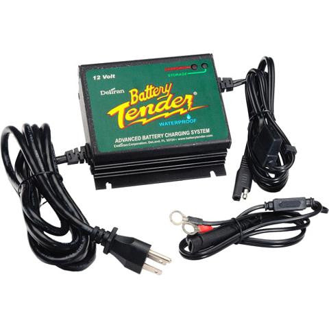 Battery Charger Power Tender Plus - 5 Amps