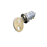 Key Cylinder, Bauer Specific L-Type (1 Prong)