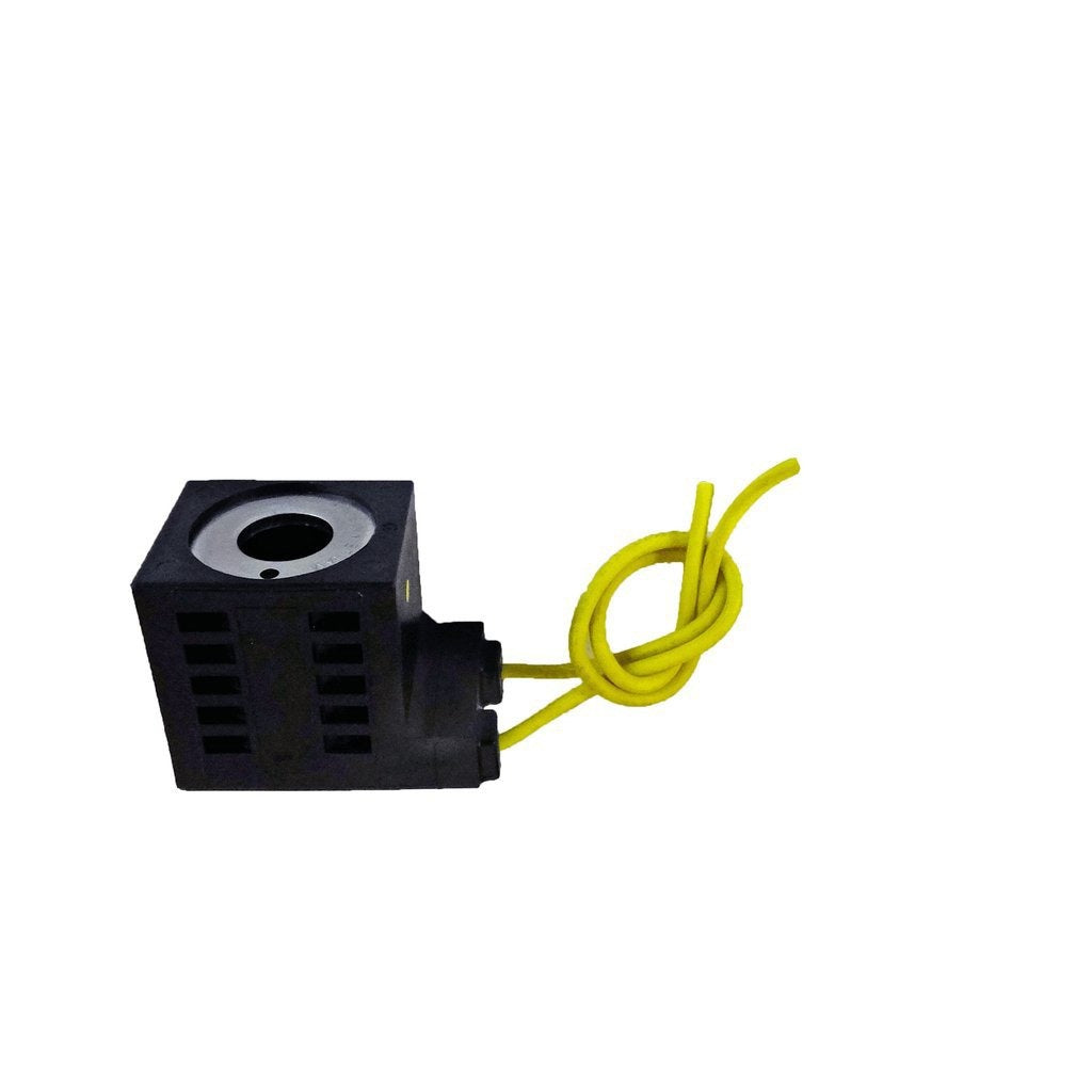 Valve Coil, 12V, 2 Wire for Bucher Pump M-3319 (NEW STYLE)