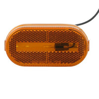 Oval Clearance Light - AMBER