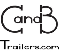 Decal, C and B Trailers - 8