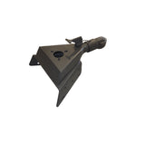 "Coupler, A-Frame 2-5/16"" 12.5K with Custom Mounting Bracket"