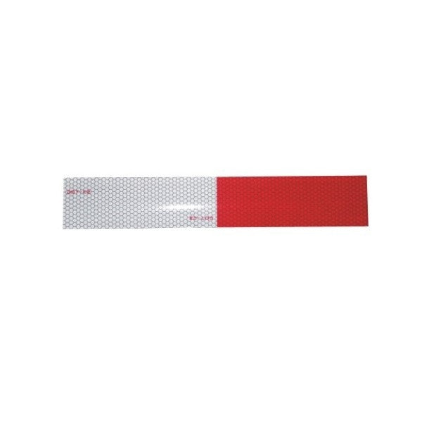 "Conspicuity Reflective Tape, 12"" Strips"