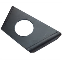 Steel Clearance Light Bracket, Heavy Duty 12 ga.
