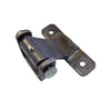 Hinge, Formed Steel Strap with Grease Zerk and Bolt on Door Bracket.