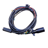 Wire Harness - Replacement 7 & 4 Way Plug Section for Dump Trailers ***New Style***