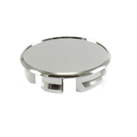 Center Cap Plug - Chrome