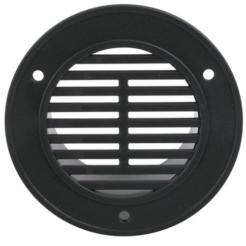 "Vent, Interior Tube for 3"" Diameter Hole - Black"