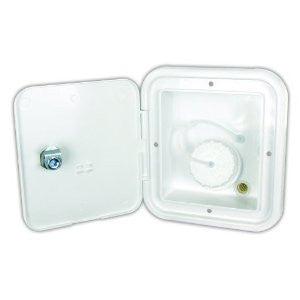 Gravity Water Hatch by JR Products JFE12-A