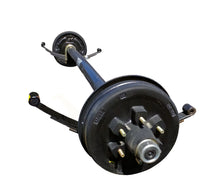 Replacement Axle For 5X8 Home Depot Dump Trailers