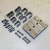 3.5K-7K Triple Axle Hanger Kit - Slipper Springs
