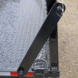 Gate Brace for Home Depot Flatbeds