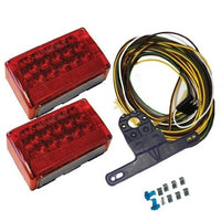 Submersible LED Tail Light Kit for Trailers Over 80