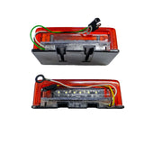 Submersible LED Tail Light Kit for Trailers Over 80""
