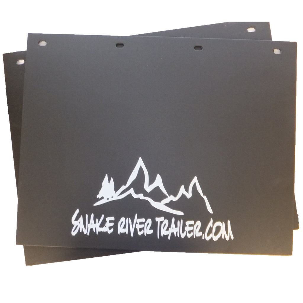 "Mud Flaps 18.5""x24"" - Snake River"