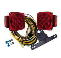 Universal Submersible LED Trailer Light Kit (Under 80
