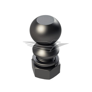 "3"" Machined Hitch Ball, 40K"