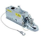 Coupler, Titan Model 60 Zinc-Plated, LeverLock Drum Brake Actuator