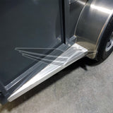 Fender Step, Aluminum Extrusion - Driver Side