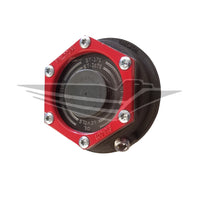 Aluminum Oil Cap for 6-8K Axles, Valcrum