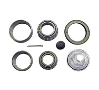 Bearing Kit For 8,000lb Axles With 02475/25580 Bearings, Unitized Oil Seal