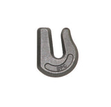 "Heavy Duty Tow Hook, For 1/2"" Chain"
