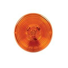 "Clearance/Marker Light, 2"" Round - AMBER"