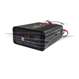 Panel Mount Battery Charger with Battery Tester - 5 Amps
