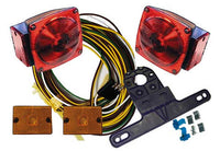 Universal Deluxe Trailer Light Kit (Under 80