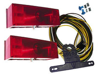 Submersible Rear Trailer Light Kit For Over 80