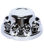 Chrome Hub Cover 8 Bolt 7/8