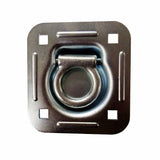"D-Ring, 1/2"" Diameter Recessed Mount"