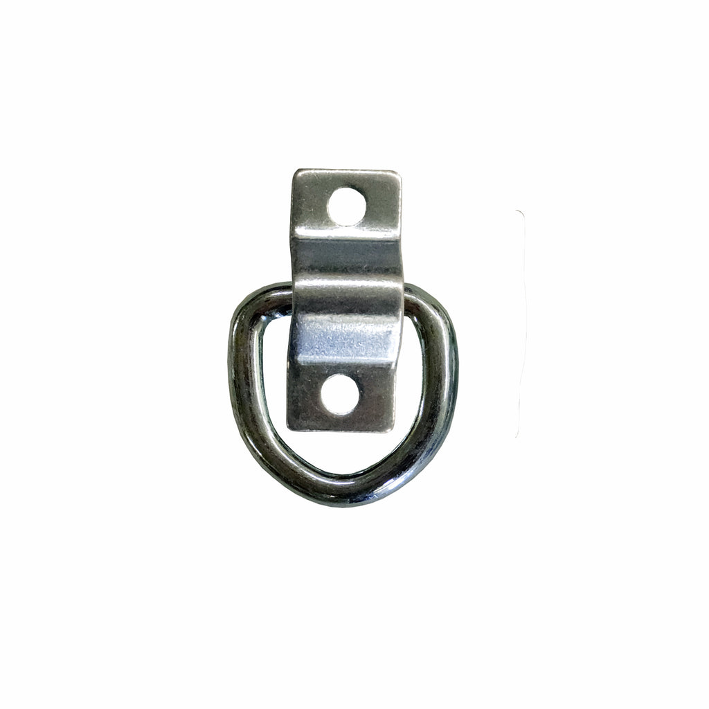 "D-Ring, 3/16"" Diameter with Bolt on Bracket"
