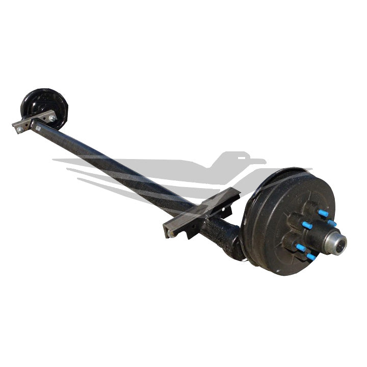 "Torsion Axle, 3,500 lb. with Electric Brakes (93.5"" HF, 80"" OB)"