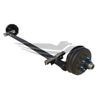 Torsion Axle, 3,500 lb. with Electric Brakes (93.5