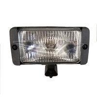Rectangle Halogen Work Light