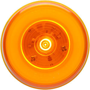 2 1 2 Quot Round Led Clearance Light Amber 9 Diodes Www
