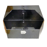 Battery/Hydraulic Box for Dump Trailer - Steel