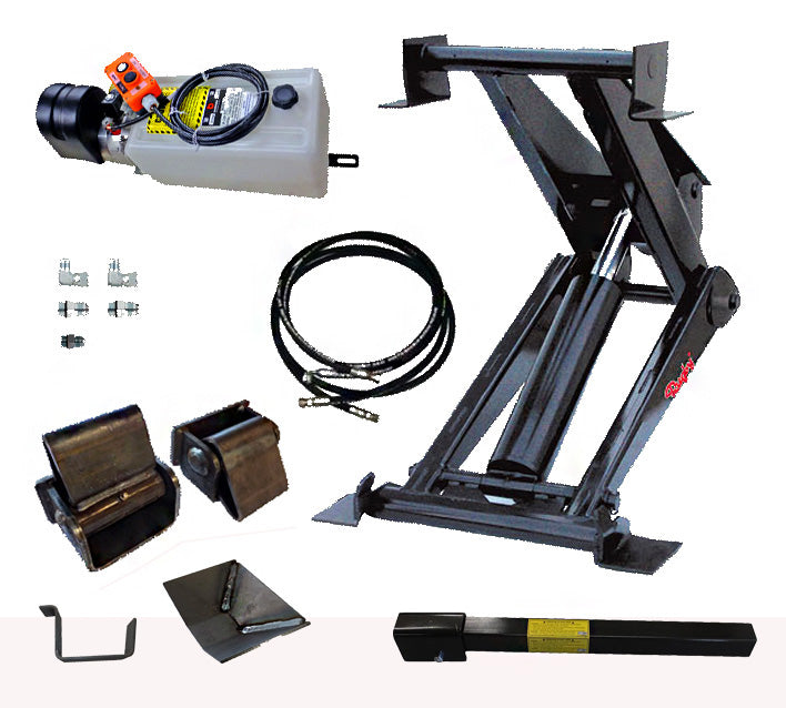 Rugby TB-14 Trailer Hoist Kit