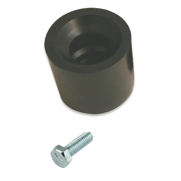 Door/Window Stop - Rubber Socket with Bolt