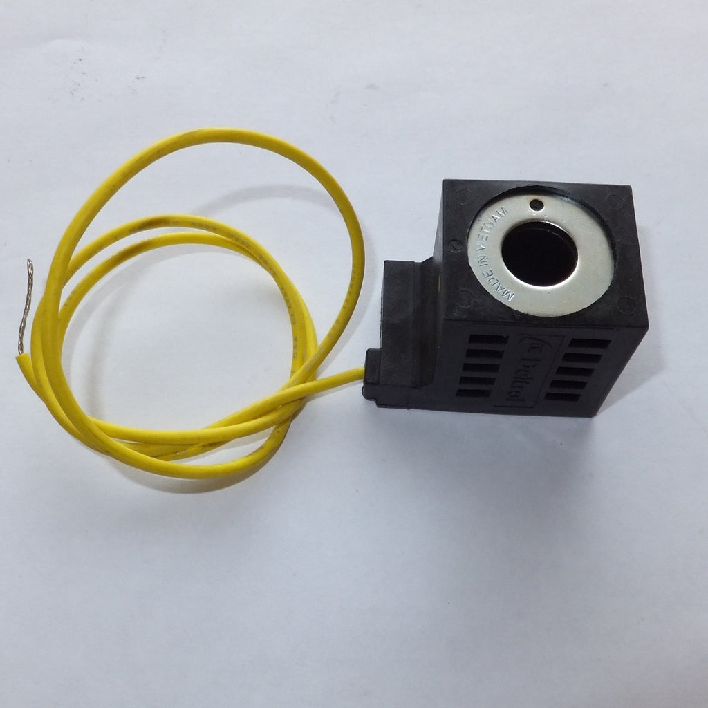 Bucher - Valve Coil, 12V, 1 Wire for Pump M-3319 (OLD STYLE)