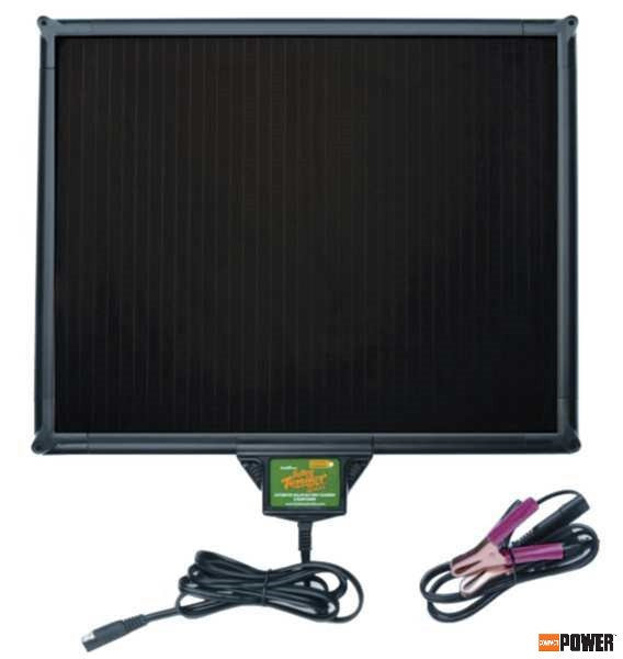 Solar Charger With Built-in Controller, 5-Watt