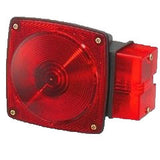 Square Combination Tail Light - SET