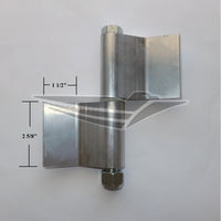 Hinge, Aluminum Heavy Duty for Doors