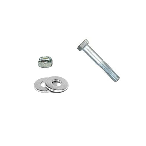 "Bolt Set, 5/16"" x 2-1/2"" with Washers and Lock Nut"