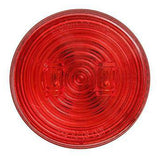 "Clearance/Marker Light, 2-1/2"" Round LED - RED (2 Diodes)"