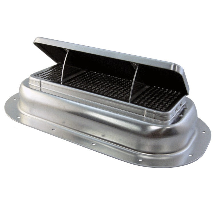 Vent, Easy Open Pop-up Premium Aluminum